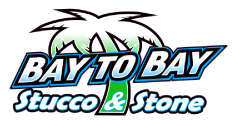 Bay to Bay Stucco & Stone Logo